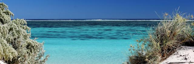 west coast western australia turquoise bay ningaloo reef 0