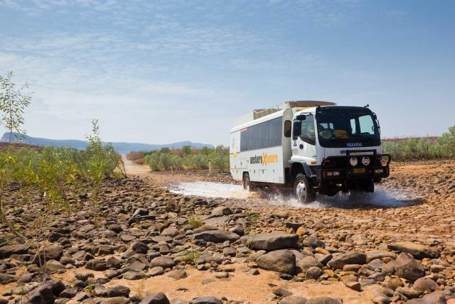 West coast 4WD fleet exterior 0